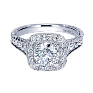 Designer Diamond Engagement Rings by Amavida - Gabriel & Co