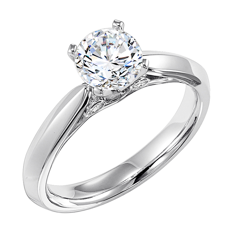 diamond engagement ring tiffany morgan hill Jewel Box Morgan Hill