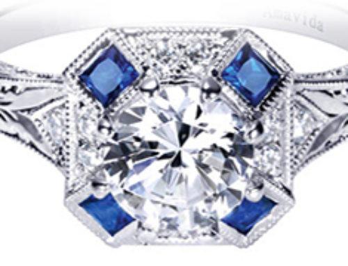 NEW Engagement Rings from Amavida Bridal