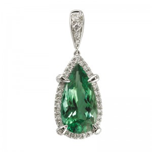 emerald_green_tourmaline_diamond_pendant_jewelry