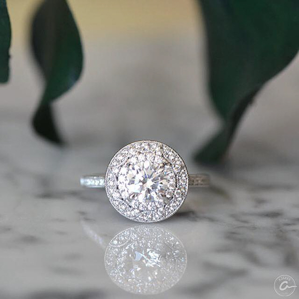 A Jaffe Engagement Jewel Box Morgan Hill