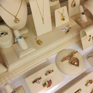 A wonderful variety of fine jewelry, including custom-crafted, one-of-a-kind heirlooms.