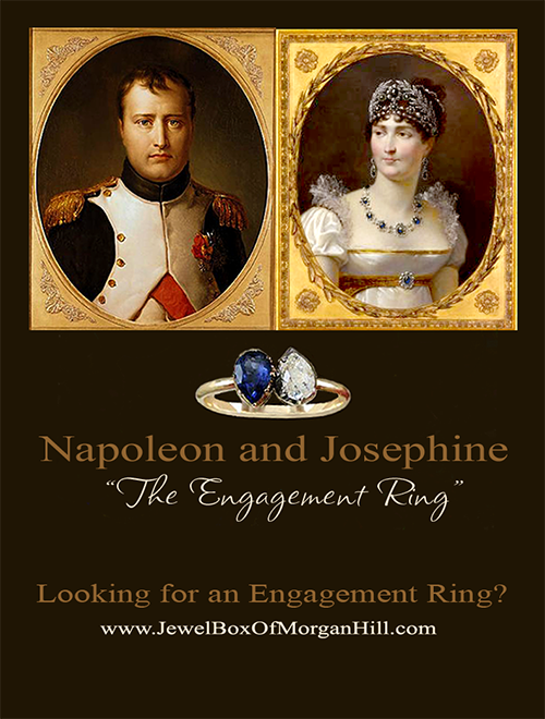 Napoleon and Josephine the Engagement Ring