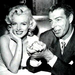 Marilyn Monroe's diamond engagement ring from Joe DiMaggio