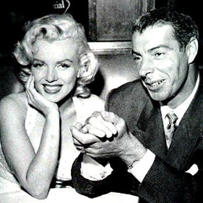 Marilyn Monroe Joe DiMaggio and the Wedding Ring Jewel Box Morgan