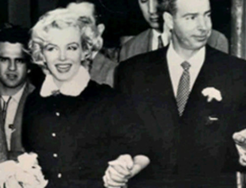 Marilyn Monroe, Joe and the Wedding Ring