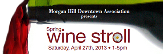 Buy 2013 Wine Stroll Tickets at Jewel Box of Morgan Hill