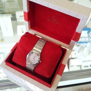 Women's Omega Constellatio Watch